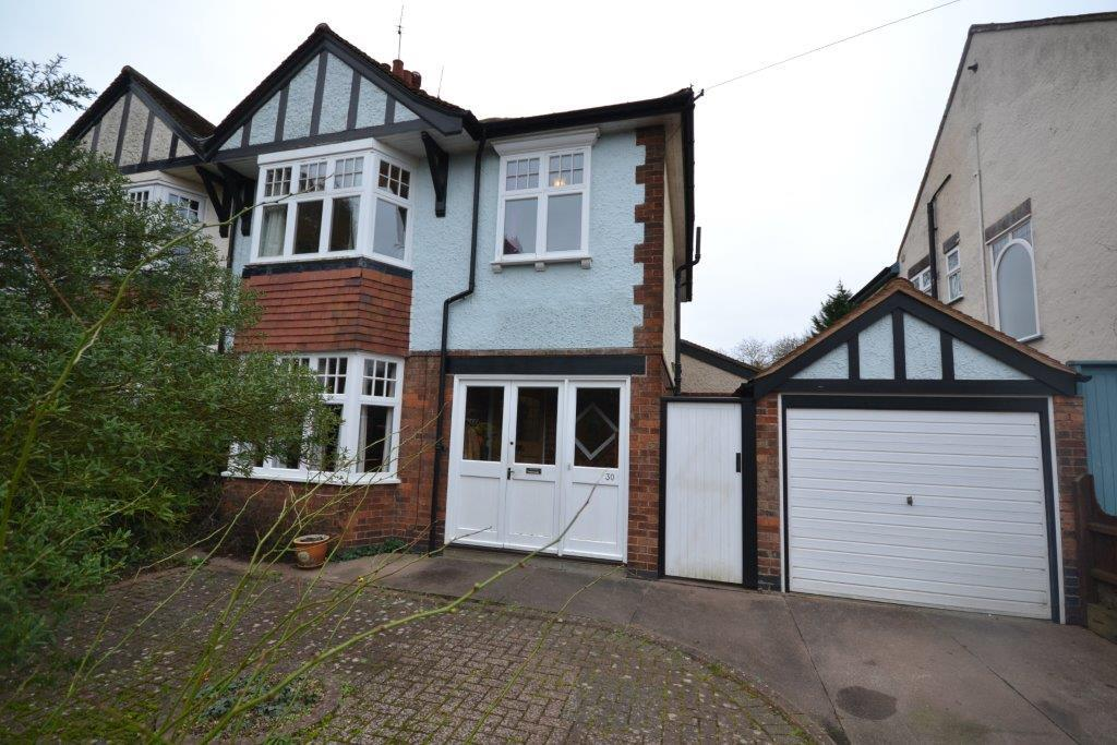 3 Bedrooms Semi Detached House for sale in Shanklin Drive, Leicester